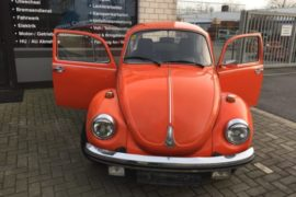 VW Kaefer 1303 Phoenixrot